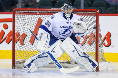 Ben Bishop signs two-year contract extension with Tampa Bay