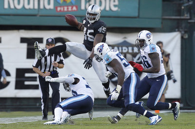 Marcel Reece tops Raiders 2015 Madden NFL ratings