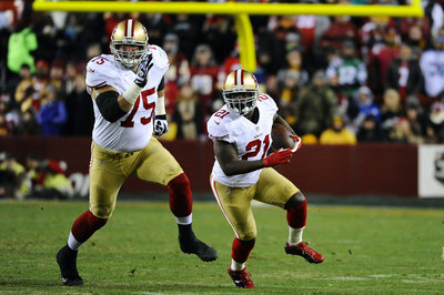 Alex Boone has much more value than most right guards