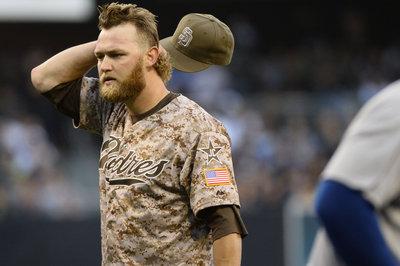 Andrew Cashner loses rehab start, El Paso Chihuahuas slug three homers in loss