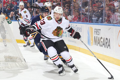 Hanging on to Kris Versteeg wouldn't be terrible for Blackhawks