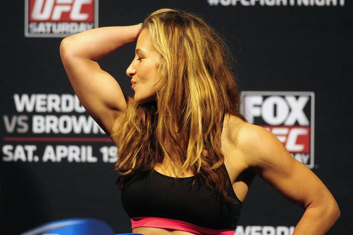 Budweiser sponsors Miesha Tate for UFC Fight Night 52 after Cupcake inks with KHI Management Inc.