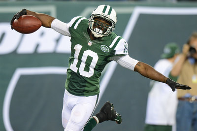 Santonio Holmes Signs With the Chicago Bears