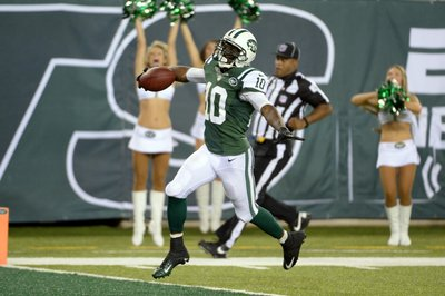 Bears Agree to Terms with WR Santonio Holmes