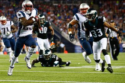 Preseason Week 2 Patriots vs Eagles: Ups and Downs