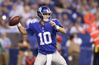 Football Outsiders Q&A, Part 1: Eli and that 70 percent goal