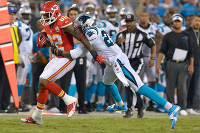 Dwayne Bowe, Jamaal Charles and Eric Berry not practicing for Kansas City Chiefs