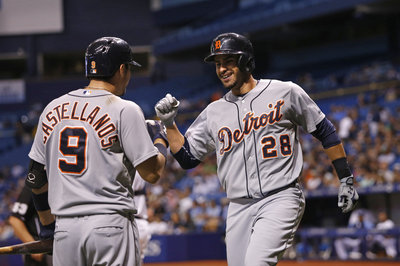 Tigers 8, Rays 6 (11): Scherzer overcomes early troubles, offense battles past blown lead in extras