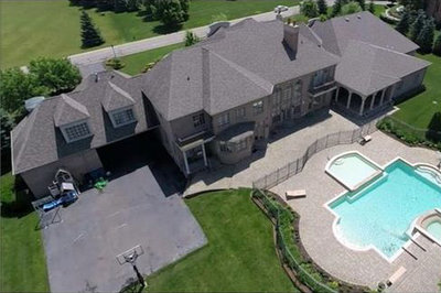 Ben Gordon selling his $4 million mansion in Oakland Township