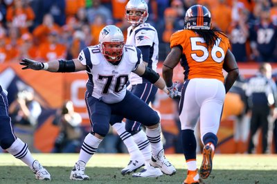 Bucs trade for G Logan Mankins, likely removing any chance of Alex Boone trade