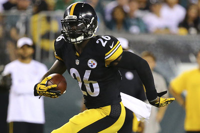 Mike Tomlin should play Le'Veon Bell and LeGarrette Blount sparingly