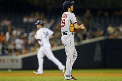 Red Sox 4, Yankees 5: The decline and fall of Koji Uehara