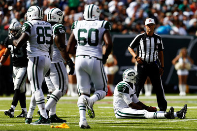 Flag On The Play: New York Jets Struggle With Penalties