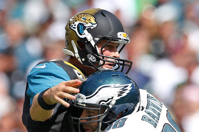 Jagaurs won't bench Chad Henne anytime soon