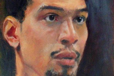 A portrait of Danny Green