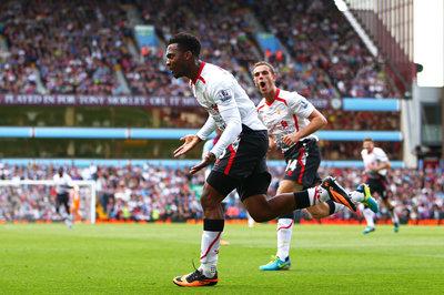 Bad news for Liverpool is good news for Aston Villa