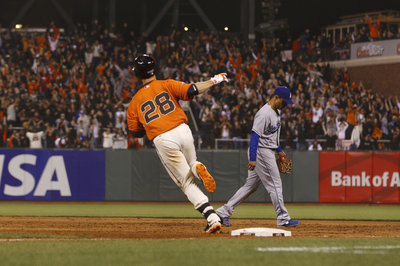 This is the most meaningful September Giants-Dodgers series in a decade
