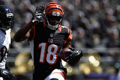 Bengals vs. Falcons: Geno Atkins and A.J. Green feel healthy