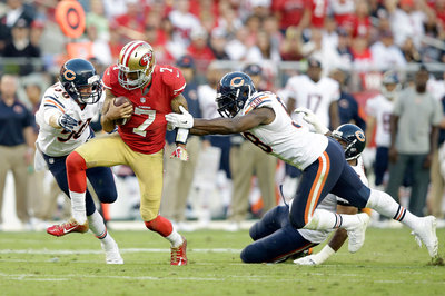 49ers-Bears final score: Colin Kaepernick mistakes, too many penalties cost San Francisco