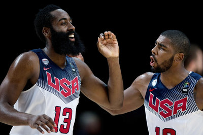 Team USA brings home a gold medal for Paul George