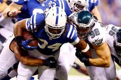Colts vs. Eagles: Second Half Open Thread