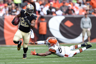 New Orleans Saints Wednesday Injury Report 9-17-2014