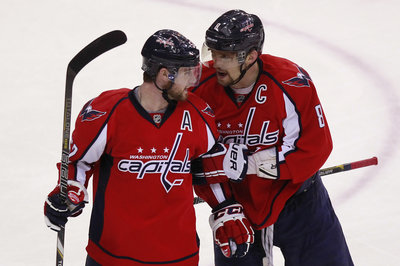 Japers' Rink Mailbag: Ovechkin or Green, Roster Questions, and Laich's Health