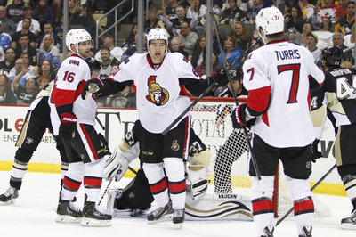 Silver Nuggets: Should the Senators spread out their offense?