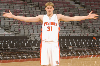 Remembering the insane hyperbole about Darko Milicic before he was drafted