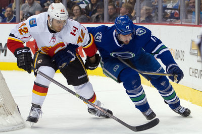 Flames vs. Canucks preview: Johnny Gaudreau gets to take a break