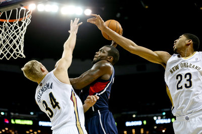 NBA 2K15: Atlanta Hawks Player Ratings, Paul Millsap, Al Horford and more