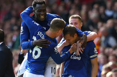 Jagielka is the Anfield hero - but he had a little help from his friends
