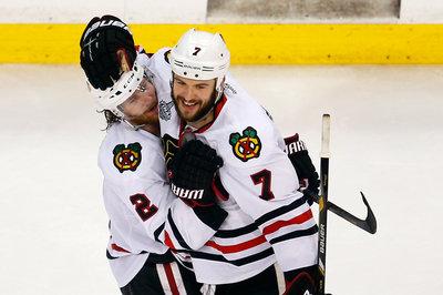 Blackhawks player previews: The defensemen after the Leddy deal