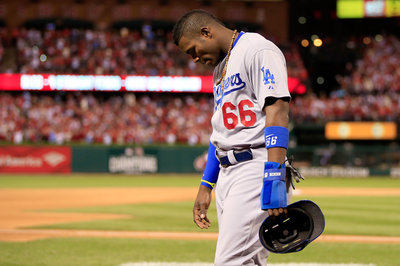 Was Mattingly Benching Puig Equivalent To Scioscia Benching Hamilton or Worse?