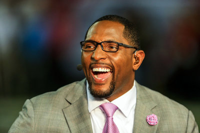 Ray Lewis 'excited' about C.J. Mosley's play through five games