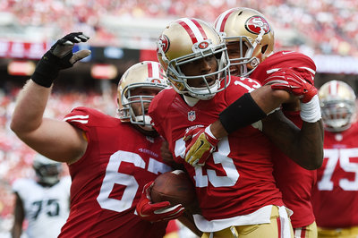 Know Your Enemy: Stevie Johnson & Anquan Boldin