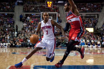 2014 NBA preseason: Brandon Jennings back in starting lineup vs. Wizards