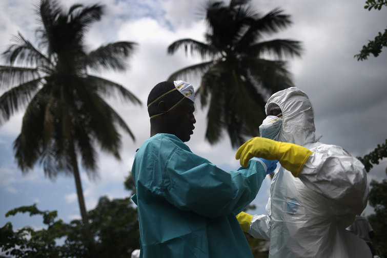 A top scientist worries that Ebola has mutated to become more contagious