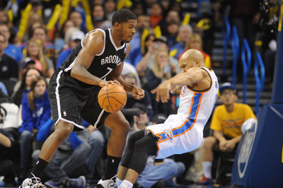 Why should you watch the Nets this season? Because of Joe Johnson!