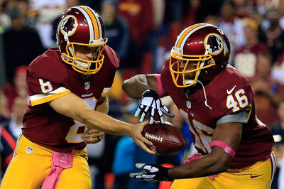 Daily Slop: Six Games in, Jay Gruden Faces Harsh Redskins Reality; Can Kirk Cousins and Alfred Morris Rebound?