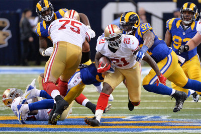 Frank Gore denies Ian Rapoport report that he was told his roster spot was in jeopardy
