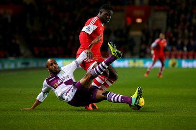 Villa midfield rocked by freak injury