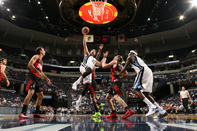 Marc Gasol was dazzling vs. Flamengo, looks poised for a breakout