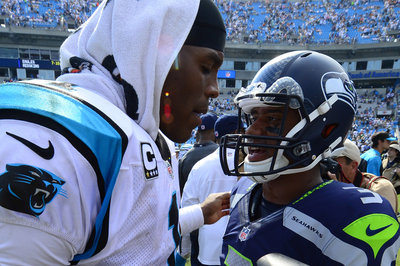 Carolina Panthers Thursday Afternoon Predictions-Panthers-Seahawks