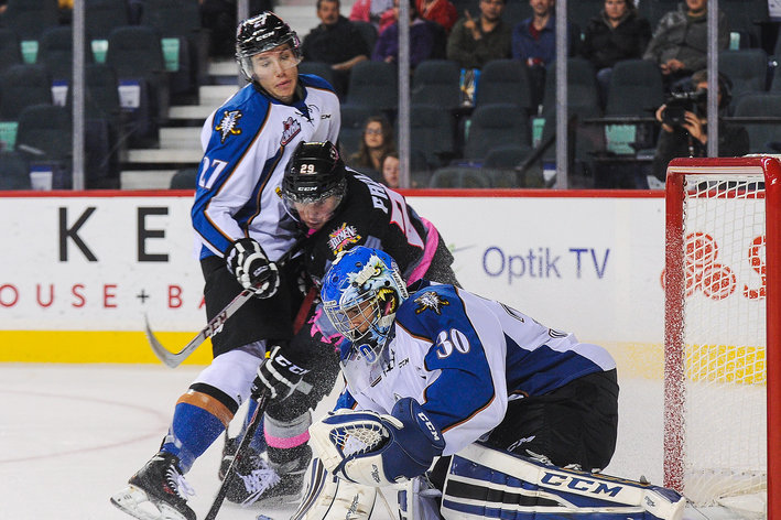 WHL: Tanner Faith Is A Wild Prospect With Offensive Upside