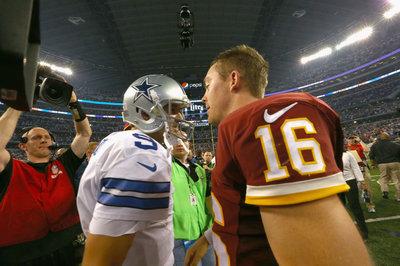 Cowboys vs. Washington Final Score: Washington Upsets Cowboys 20-17