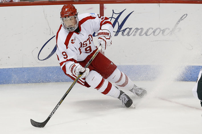 Hockey East: Next Three Games Huge For Terriers