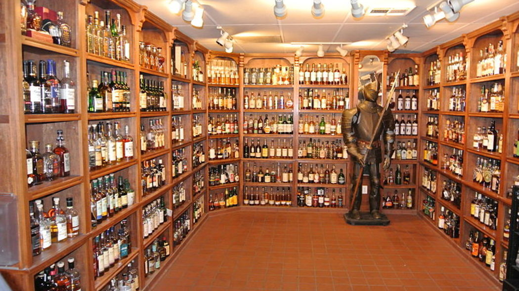 The Whisky Attic Finds A New Home And Now It S Personal