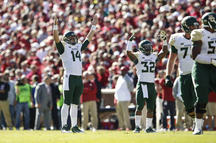 Baylor vs. Oklahoma final score: 3 things we learned from the Bears' 48-14 blowout