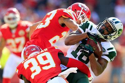 Steelers vs. Jets key matchups: CB Brice McCain vs. WR Percy Harvin